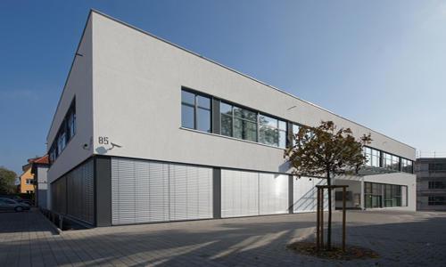 Bürogebäude mit Wohnungen Tübingen