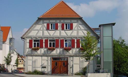 Bürgeramt Altes Rathaus Kusterdingen