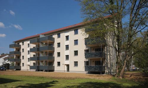 Mehrfamilienhaus Sanierung Tübingen